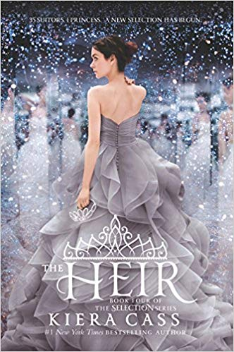 The Heir audiobook (The Selection)
