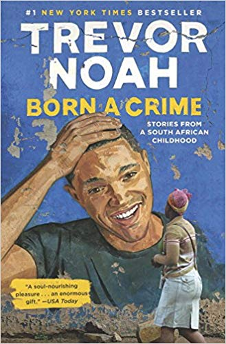 Free Born a Crime by Trevor Noah Audiobook