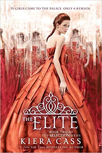 The Elite Audiobook by Kiera Cass