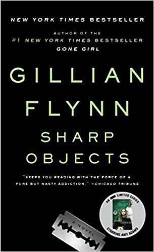 Sharp Objects Audiobook by Gillian Flynn Free