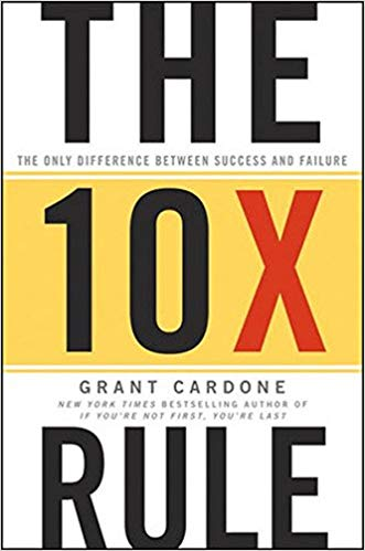 The 10X Rule Audiobook by Grant Cardone Free