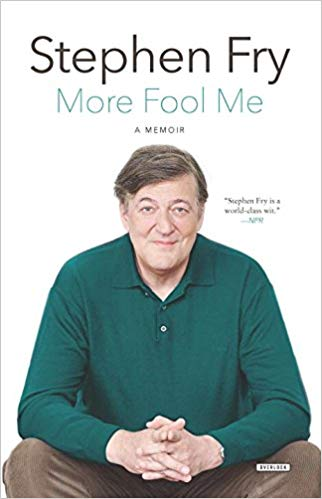 More Fool Me Audiobook by Stephen Fry Free
