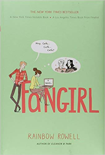 Fangirl Audiobook by Rainbow Rowell Free