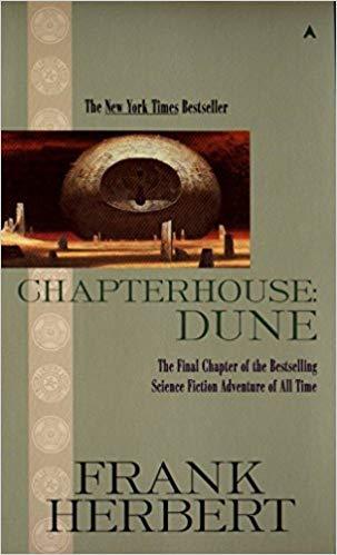 Chapterhouse Audiobook by Frank Herbert Free