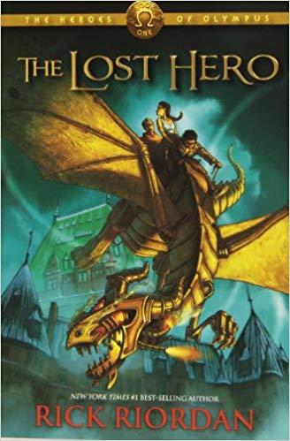 The Lost Hero Audiobook by Rick Riordan Free