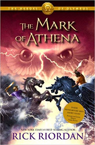 Three The Mark of Athena by Rick Riordan