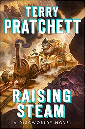 Raising Steam Audiobook by Terry Pratchett Free