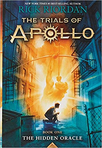 The Trials of Apollo Audiobook by Rick Riordan Free