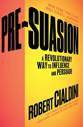 Pre-Suasion Audiobook by Robert Cialdini Free