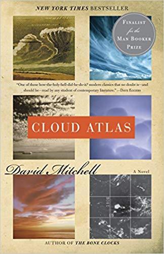 Cloud Atlas Audiobook by David Mitchell Free