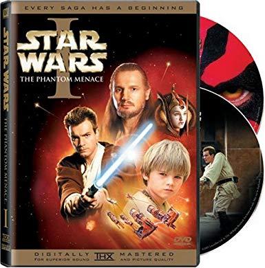 Star Wars I - The Phantom Menace Audiobook by Ewan McGregor Free