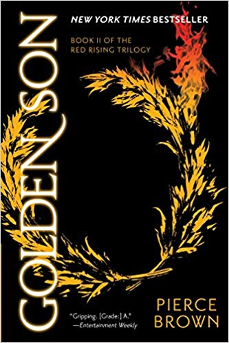 Golden Son Audiobook by Pierce Brown Free