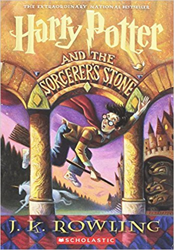 Harry Potter and the Philosopher's Stephen Fry