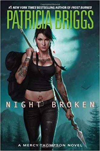 Night Broken Audiobook by Patricia Briggs Free