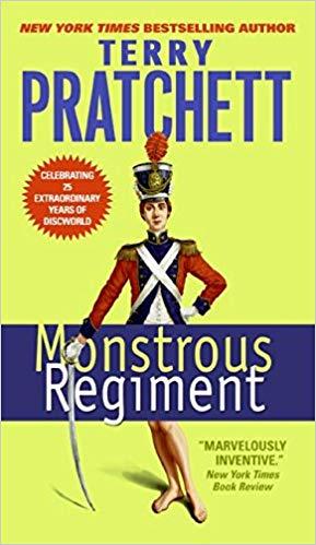 Monstrous Regiment Audiobook by Terry Pratchett Free