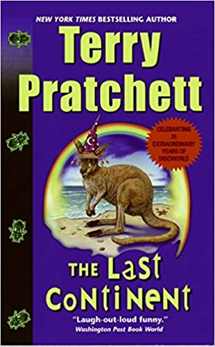 The Last Continent Audiobook by Terry Pratchett Free