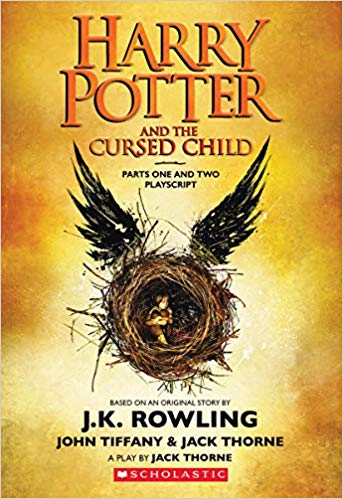 Harry Potter and the Cursed Child Free Audiobook