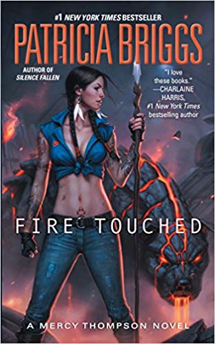 Fire Touched Audiobook by Patricia Briggs Free