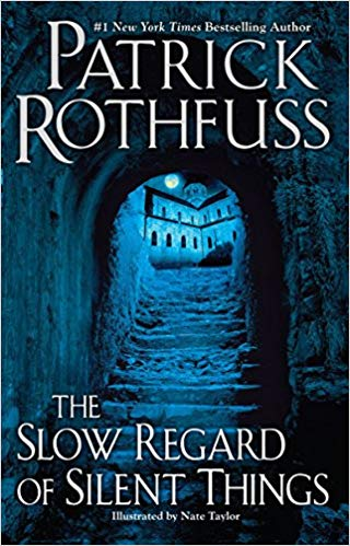 The Slow Regard of Silent Things Audiobook by Patrick Rothfuss Free