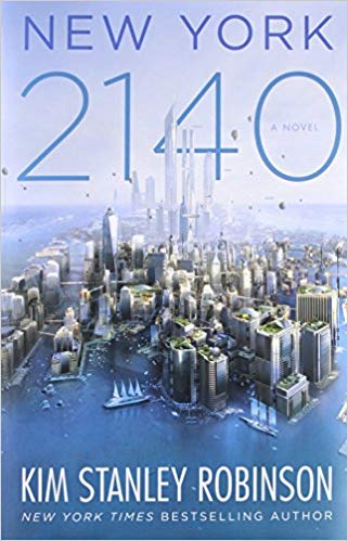 New York 2140 Audiobook by Kim Stanley Robinson Free
