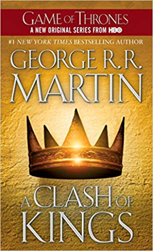 A Clash of Kings Audiobook by George R. R. Martin