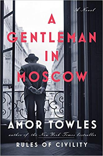 A Gentleman in Moscow Audiobook by Amor Towles Free