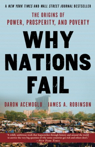 Why Nations Fail Audiobook by Daron Acemoglu Free