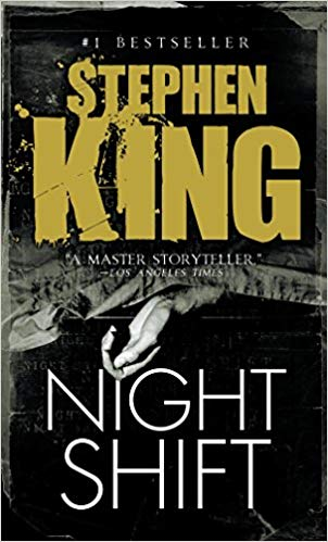 Night Shift Audiobook by Stephen King Free