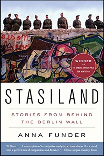 Stasiland Audiobook by Anna Funder Free