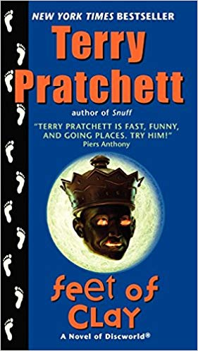 Feet of Clay Audiobook by Terry Pratchett Free