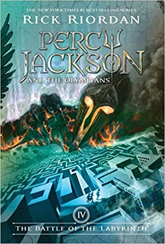 The Battle of the Labyrinth Audiobook by Rick Riordan Free