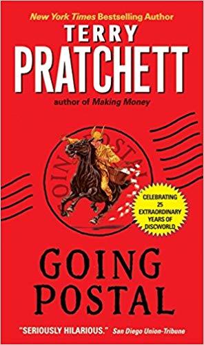 Going Postal Audiobook by Terry Pratchett Free