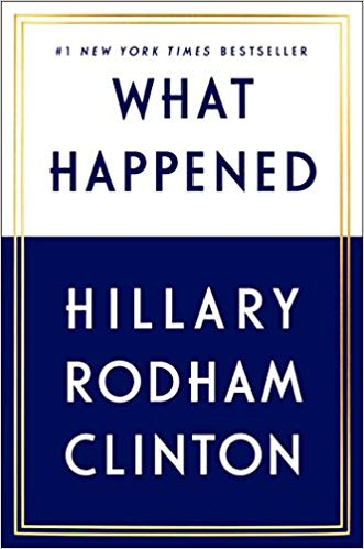 What Happened Audio book by Hillary Rodham Clinton Free
