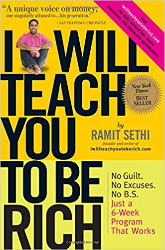 I Will Teach You To Be Rich Audiobook by Ramit Sethi Free