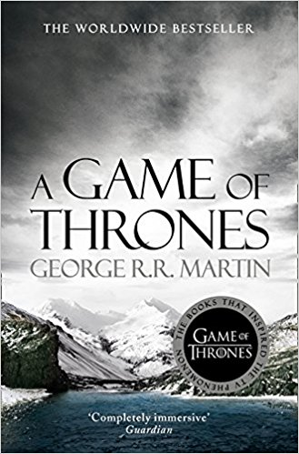 A Game of Thrones - by George R. R. Martin