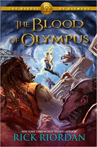 The Heroes of Olympus Audiobook by Rick Riordan Free
