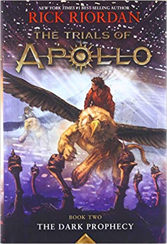 The Trials of Apollo Book Two The Dark Prophecy Audiobook by Rick Riordan Free