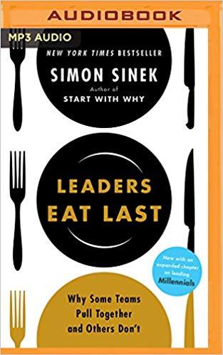 Leaders Eat Last Audiobook by Simon Sinek Free