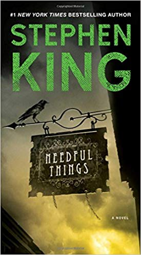 Needful Things Audiobook by Stephen King Free