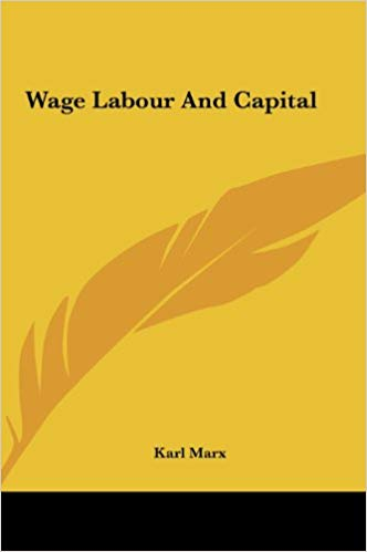 Wage Labour and Capital Audiobook by Karl Marx Free