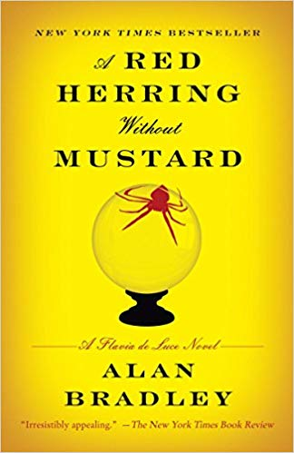 A Red Herring Without Mustard Audiobook by Alan Bradley Free