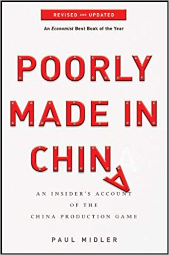 Poorly Made in China Audiobook by Paul Midler Free