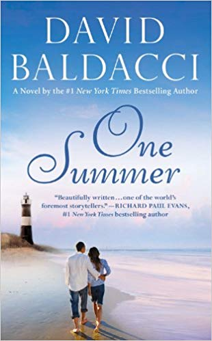 One Summer Audiobook by David Baldacci Free