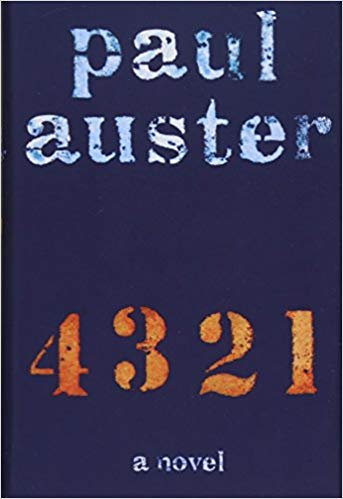 4 3 2 1 Audiobook by Paul Auster Free