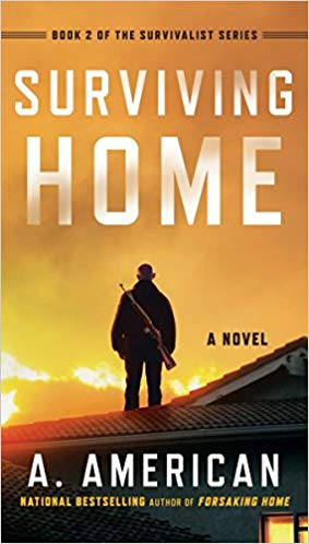 Surviving Home Audiobook by A. American Free