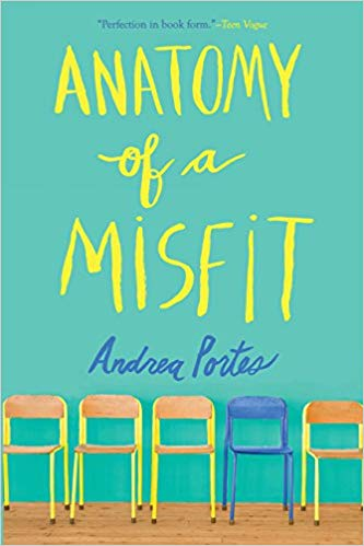 Anatomy of a Misfit Audiobook by Andrea Portes Free