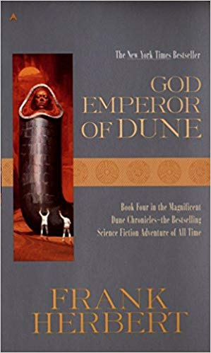 God Emperor of Dune Audiobook by Frank Herbert Free