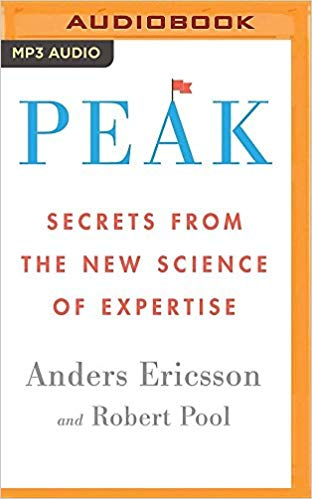 Peak Audiobook by K. Anders Ericsson Free