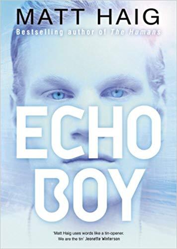 Echo Boy Audiobook by Matt Haig Free
