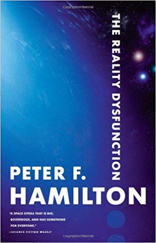 The Reality Dysfunction Audiobook by Peter F. Hamilton Free